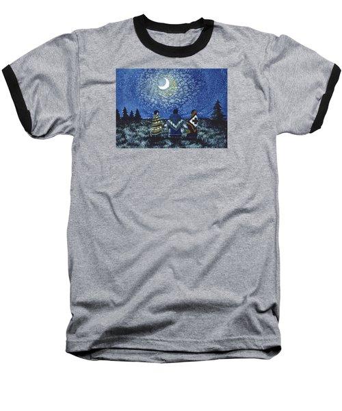 Moonlight Counsel Baseball T-Shirt