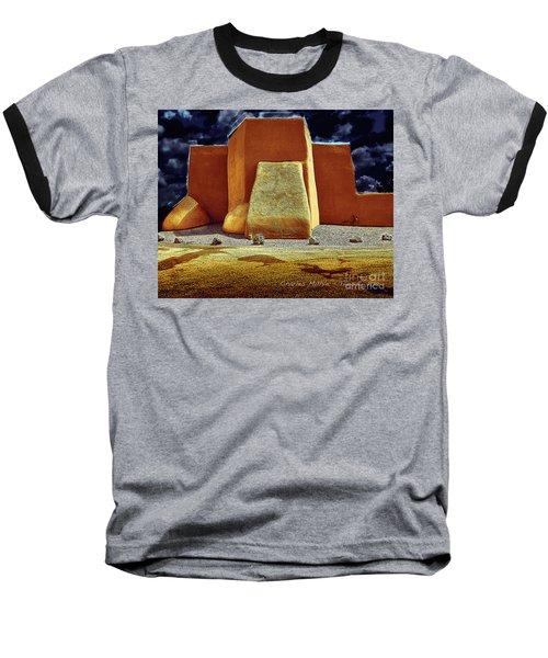 Moonlight In Ranchos Baseball T-Shirt
