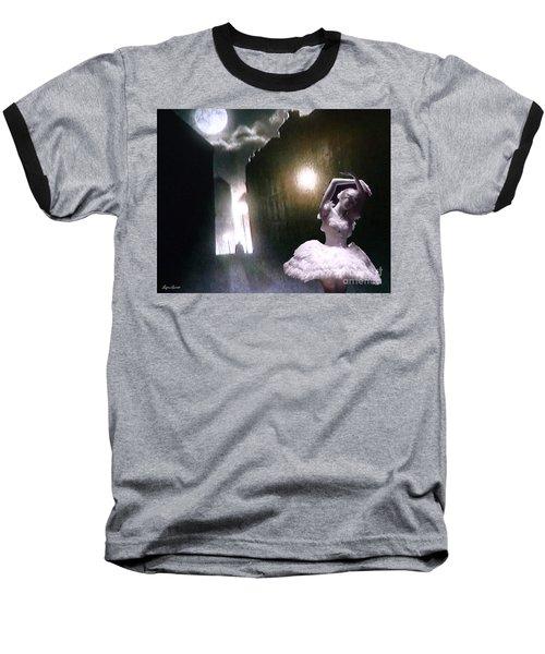 Moonlight Memory Baseball T-Shirt