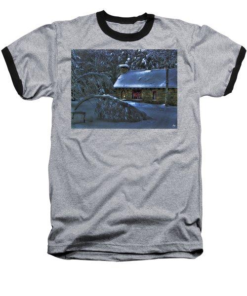 Moonlight On The Stonehouse Baseball T-Shirt