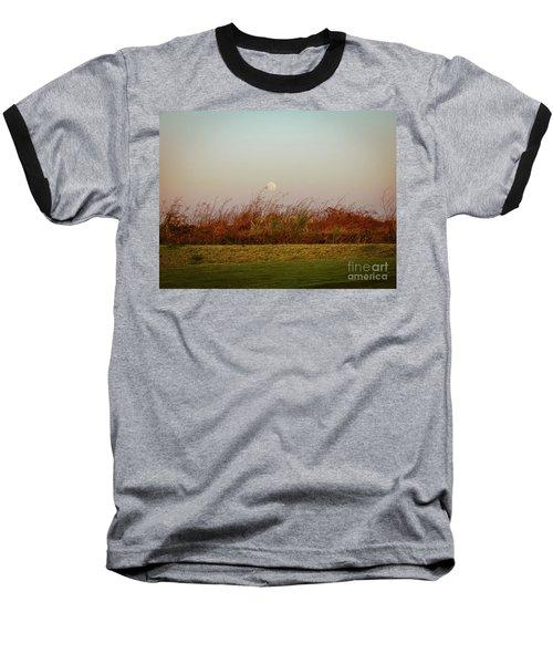 Moonscape Evening Shades Baseball T-Shirt