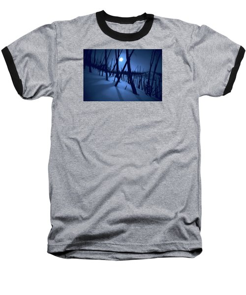 Moonshadows Baseball T-Shirt