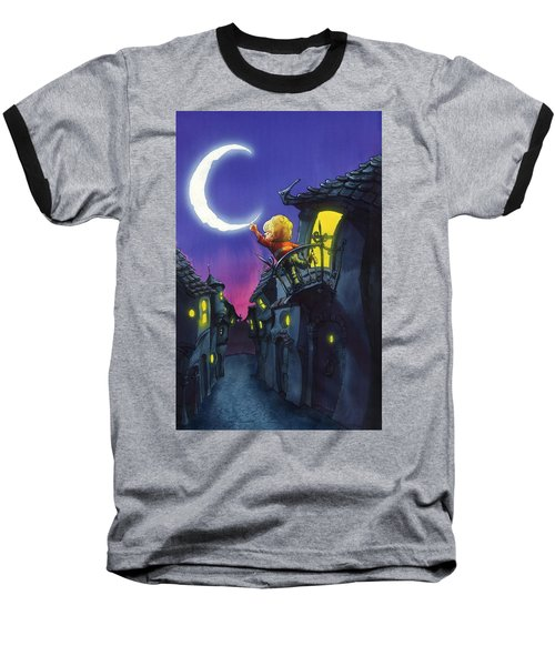 Moonthief Baseball T-Shirt
