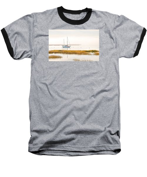 Mooring Line Baseball T-Shirt by Scott Hansen