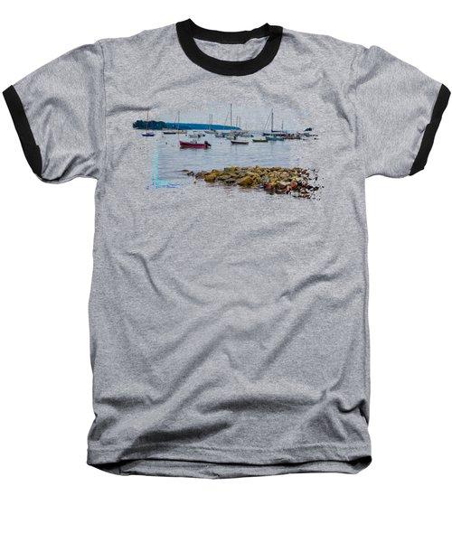 Moorings 2 Baseball T-Shirt