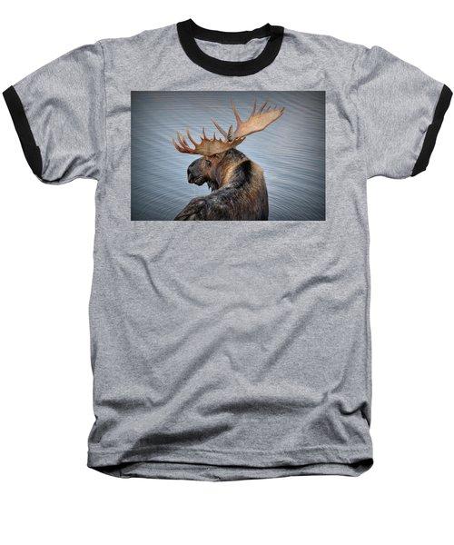 Moose Drool Baseball T-Shirt