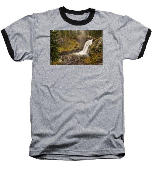 Moose Falls Baseball T-Shirt