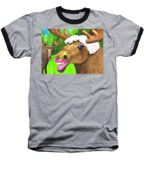 Moose Lips Baseball T-Shirt