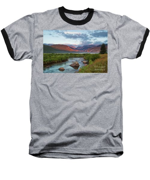 Moraine Park Glow Baseball T-Shirt