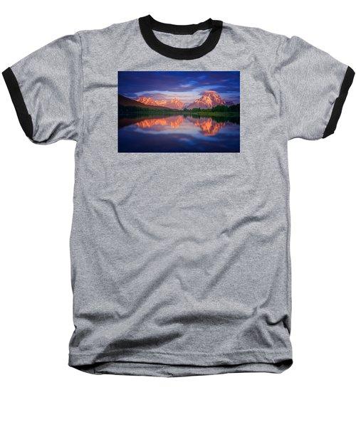 Moran Cloudcap Baseball T-Shirt