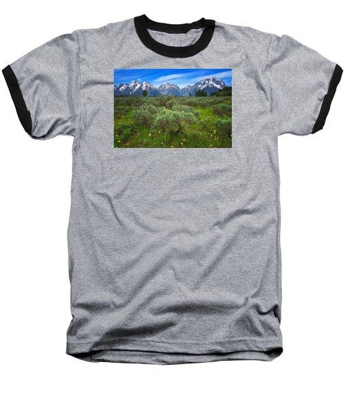Moran Meadows Baseball T-Shirt