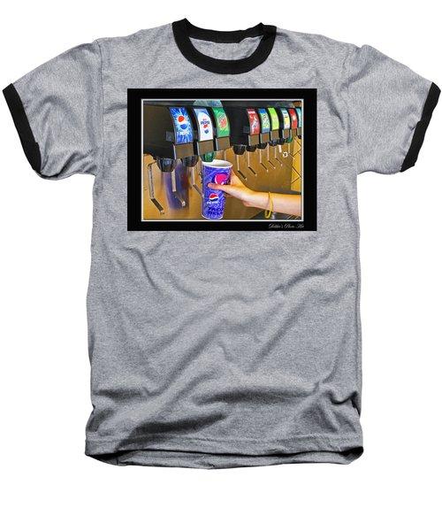 More Ice Please Baseball T-Shirt
