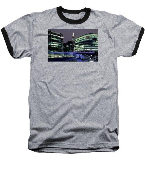More London Riverside Baseball T-Shirt