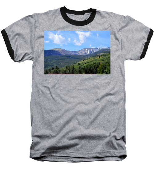 More Montana Mountains Baseball T-Shirt