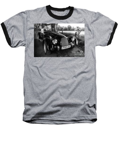 Morgan On King's Road, Ireland Baseball T-Shirt