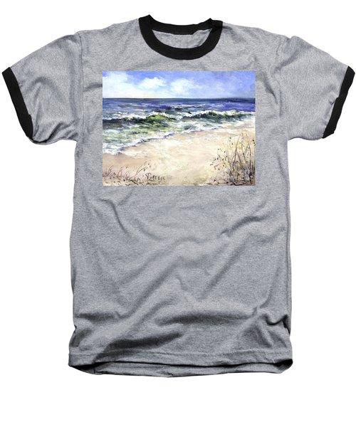 Morning After The Storm Baseball T-Shirt