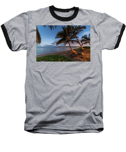 Baseball T-Shirt featuring the photograph Morning Aloha by Pierre Leclerc Photography