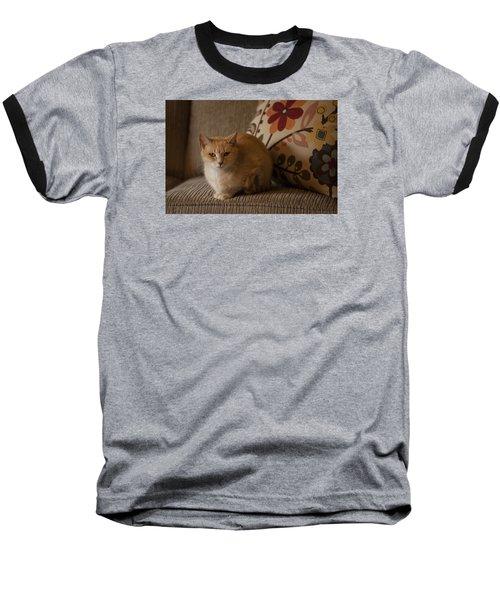 Morning Angel Baseball T-Shirt