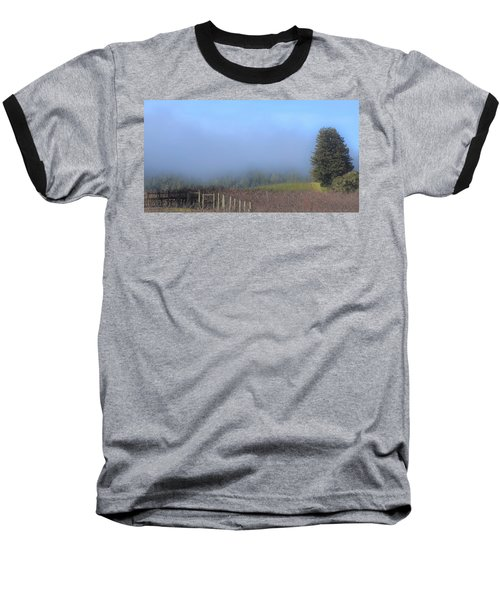 Morning At The Vinyard Baseball T-Shirt
