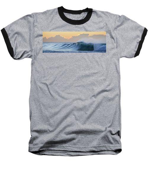 Baseball T-Shirt featuring the photograph Morning Breaks by Az Jackson