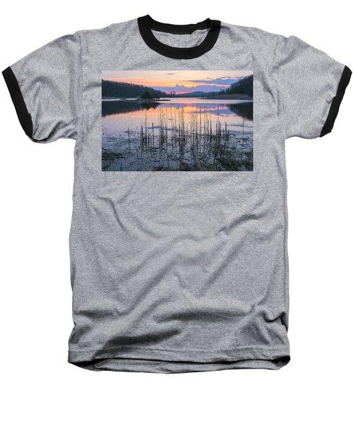 Morning Calmness Baseball T-Shirt by Angelo Marcialis
