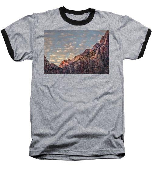 Morning Clouds Baseball T-Shirt