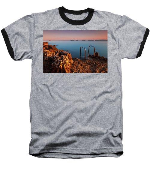Morning Colors Baseball T-Shirt