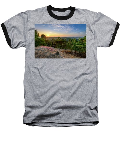 Morning Colors Baseball T-Shirt