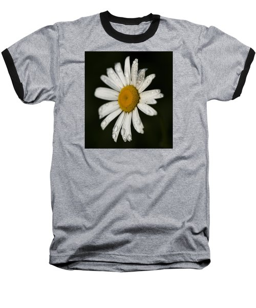 Morning Daisy Baseball T-Shirt