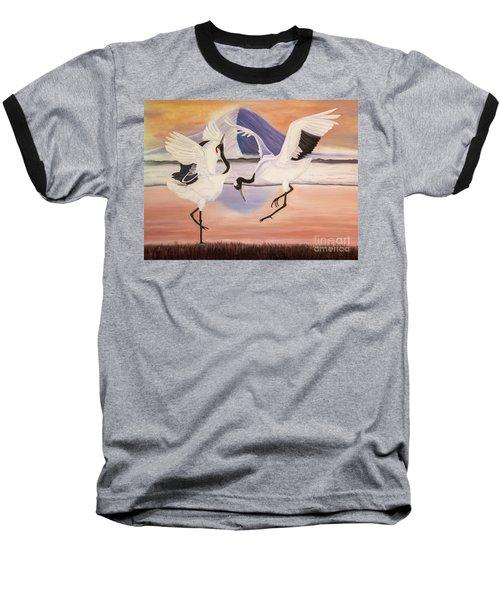 Morning Dance Baseball T-Shirt