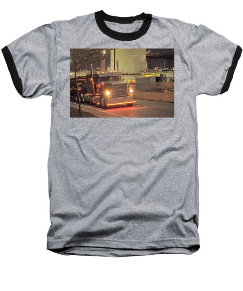 Morning Delivery Baseball T-Shirt