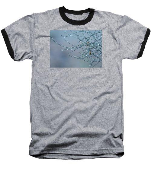 Morning Dew Baseball T-Shirt by Tam Ryan