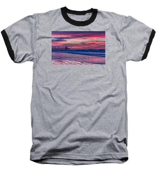Morning Divide - Folly Beach Sc Baseball T-Shirt