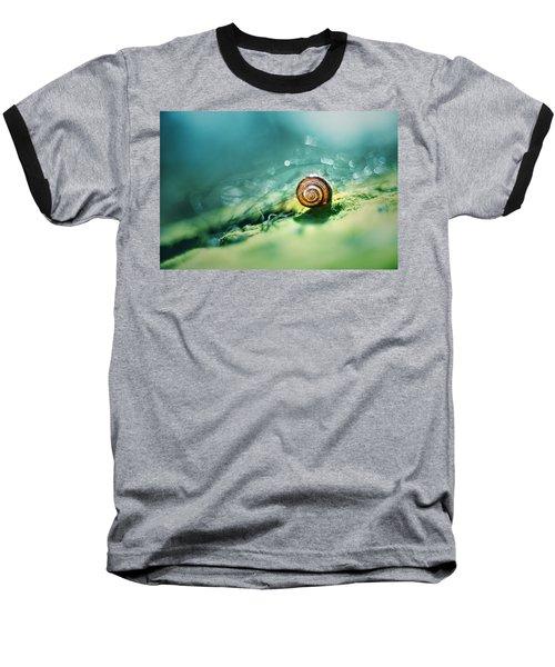 Morning Glare Baseball T-Shirt