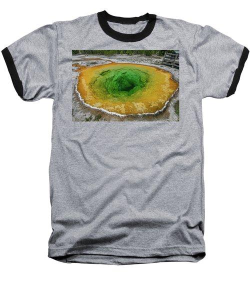 Morning Glory Baseball T-Shirt by Alpha Wanderlust