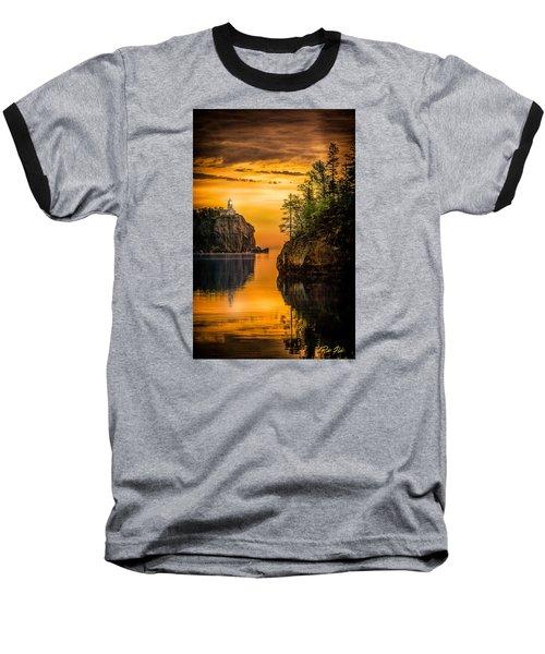 Morning Glow Against The Light Baseball T-Shirt