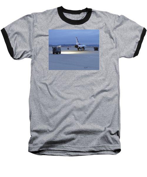Morning Go Baseball T-Shirt