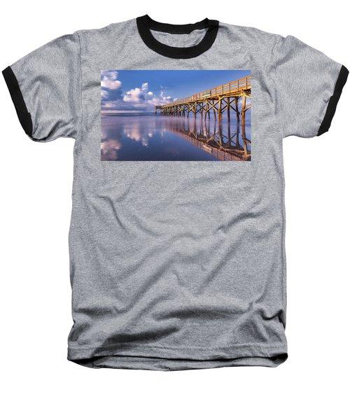 Morning Gold - Isle Of Palms, Sc Baseball T-Shirt