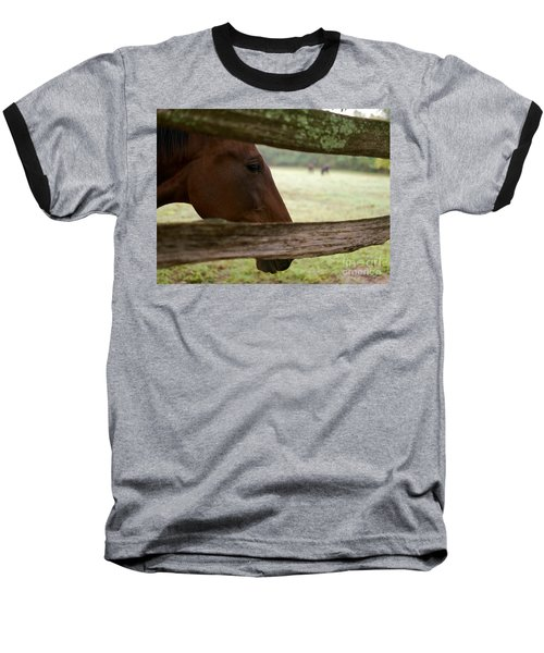 Morning Greeting Baseball T-Shirt