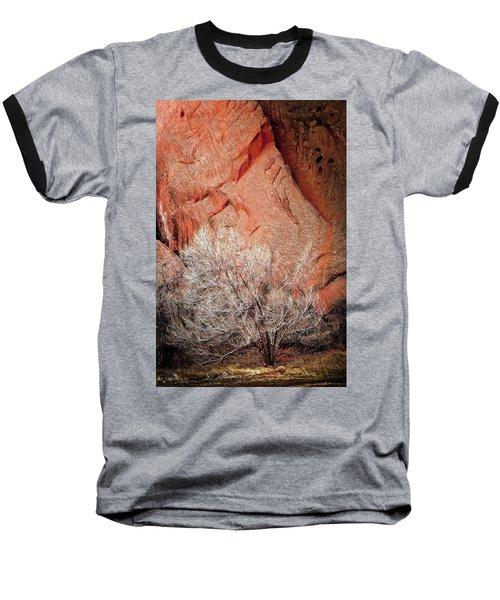 Morning Has Broken Baseball T-Shirt by Jeffrey Jensen