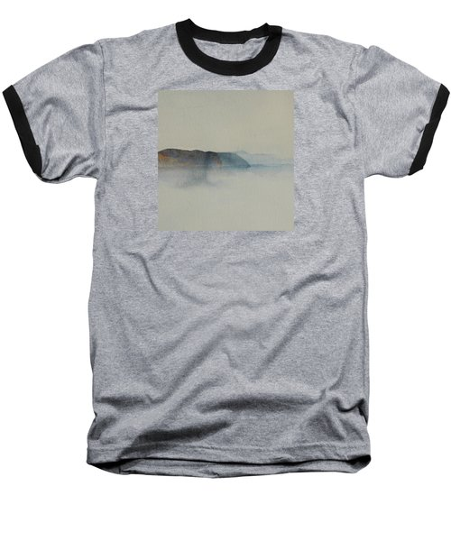 Morning Haze In The Swedish Archipelago On The Westcoast.2 Up To 28 X 28 Baseball T-Shirt