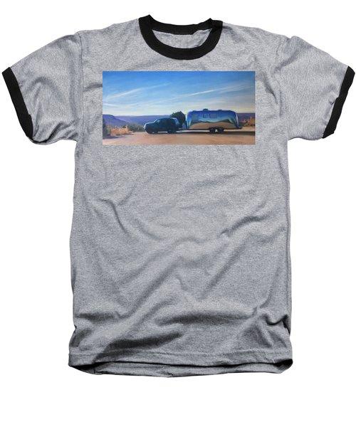 Morning In Palo Duro Baseball T-Shirt