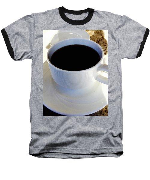 Morning Joe Baseball T-Shirt
