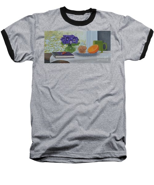 Morning Journal Baseball T-Shirt