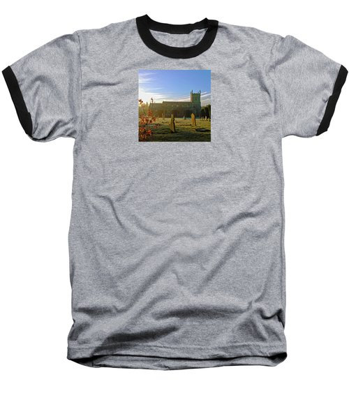 Morning Light Baseball T-Shirt by Anne Kotan