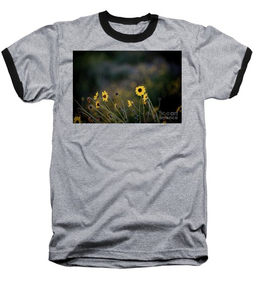Baseball T-Shirt featuring the photograph Morning Light by Kelly Wade