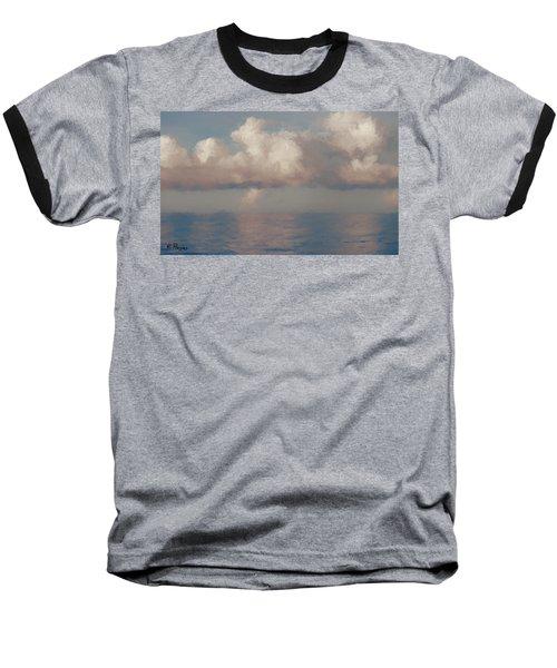 Morning Lights Baseball T-Shirt