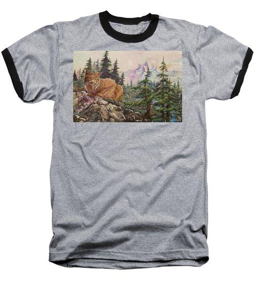 Morning Lynx Baseball T-Shirt