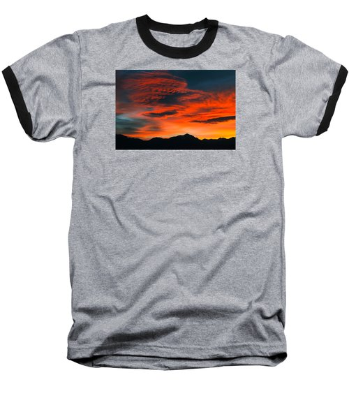 Morning Magic Baseball T-Shirt by Paul Marto