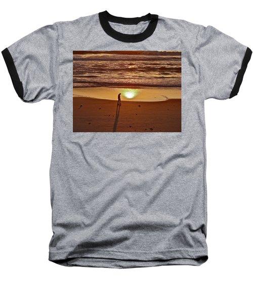 Morning Meditation Baseball T-Shirt
